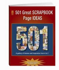 501 Great Scrapbook Page Ideas 4th edition 9781892127525 1892127520