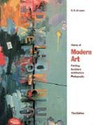 History of Modern Art 3rd Edition 9780810910973 0810910977