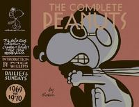 The Complete Peanuts 1969-1970 0 9781560978275 1560978279