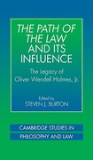 The Path of the Law and Its Influence 0 9780521630061 0521630061