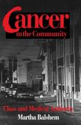Cancer in the Community 1st Edition 9781560982517 1560982519