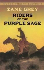 Riders of the Purple Sage 1st Edition 9780486424569 0486424561