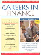 Careers in Finance 2001 0 9781578513246 1578513243