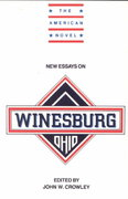 New Essays on Winesburg, Ohio 0 9780521387231 052138723X