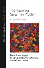 The Traveling Salesman Problem 1st Edition 9780691129938 0691129932