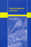 Financial Integration in East Asia 0 9780521651486 0521651484