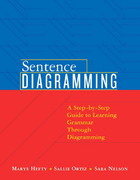 Sentence Diagramming 1st Edition 9780205551262 0205551262