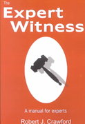 The Expert Witness 0 9780759609969 0759609969