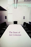 The State of Art Criticism 1st edition 9780203479308 0203479300