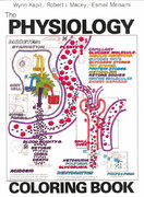 Physiology Coloring Book 1st edition 9780060434793 0060434791