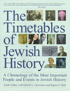 The Timetables of Jewish History 0 9780671885779 0671885774