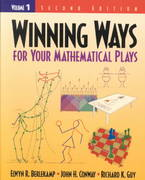 Winning Ways for Your Mathematical Plays 2nd edition 9781568811307 1568811306