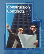 Construction Contracts 3rd edition 9780137559275 0137559275