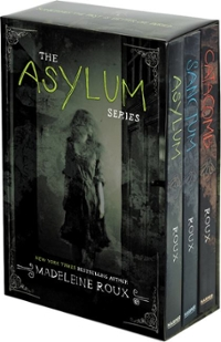 Asylum 3-Book Box Set 1st Edition 9780062574336 0062574337