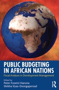 Public Budgeting in African Nations 1st Edition 9781317267546 1317267540