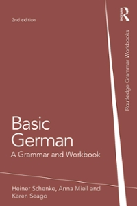 Basic German 2nd Edition 9781317658184 1317658183