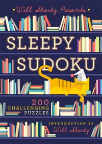 Will Shortz Presents Sleepy Sudoku 1st Edition 9781250118899 1250118891