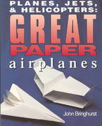 Planes, Jets & Helicopters 1st edition 9780830644513 0830644512