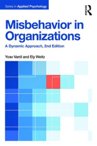 Misbehavior in Organizations 2nd Edition 9781317555360 1317555368
