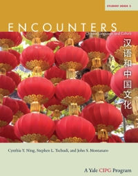 Encounters 1st Edition 9780300220896 0300220898