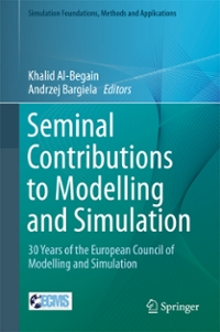 Seminal Contributions to Modelling and Simulation 1st Edition 9783319337869 3319337866