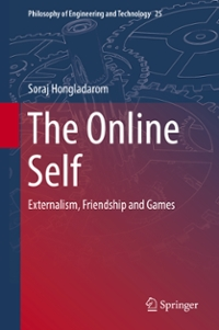 The Online Self 1st Edition 9783319390758 3319390759