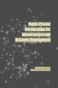 Public Private Partnerships for Infrastructure and Business Development 1st Edition 9781137541482 1137541482