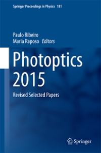 Photoptics 2015 1st Edition 9783319301372 3319301373