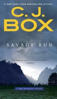 Savage Run 1st Edition 9780399575693 0399575693