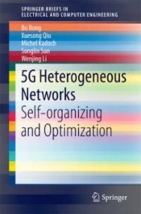 5G Heterogeneous Networks 1st Edition 9783319393728 3319393723