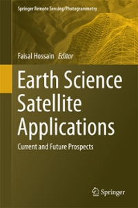 Earth Science Satellite Applications 1st Edition 9783319334387 3319334387
