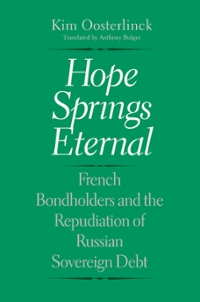Hope Springs Eternal 1st Edition 9780300220933 0300220936