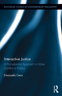 Interactive Justice 1st Edition 9781317197119 1317197119