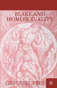 Blake and Homosexuality 1st Edition 9781137047052 1137047054
