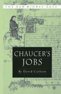 Chaucer's Jobs 1st Edition 9781137039149 1137039140