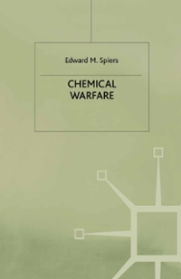 Chemical Warfare 1st Edition 9781137104540 1137104546