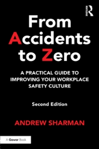 From Accidents to Zero 2nd Edition 9781317132554 1317132556