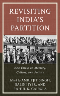 Revisiting India's Partition 1st Edition 9781498531054 1498531059