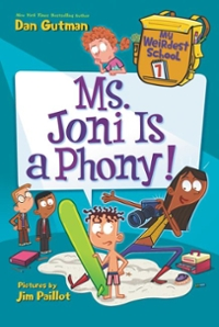 Ms. Joni Is a Phony! 1st Edition 9780062429292 0062429299