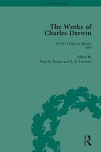 The Works of Charles Darwin: Vol 15: On the Origin of Species, (First Edition, 1859) 1st Edition 9781315477046 1315477041
