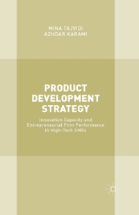 Product Development Strategy 1st Edition 9781137501394 1137501391