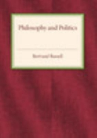 Philosophy and Politics 1st Edition 9781316612927 1316612929