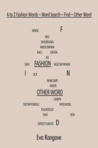 A to Z Fashion Words 1st Edition 9781524633776 1524633771