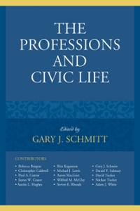 The Professions and Civic Life 1st Edition 9781498536219 1498536212
