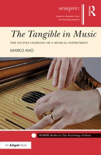 The Tangible in Music 1st Edition 9781315527000 1315527006
