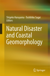 Natural Disaster and Coastal Geomorphology 1st Edition 9783319338149 3319338145