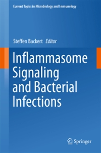 Inflammasome Signaling and Bacterial Infections 1st Edition 9783319411712 3319411713