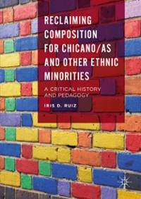 Reclaiming Composition for Chicano/as and Other Ethnic Minorities 1st Edition 9781137536730 113753673X