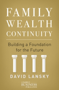 Family Wealth Continuity 1st Edition 9781137576392 1137576391