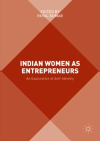 Indian Women as Entrepreneurs 1st Edition 9781137602596 1137602597